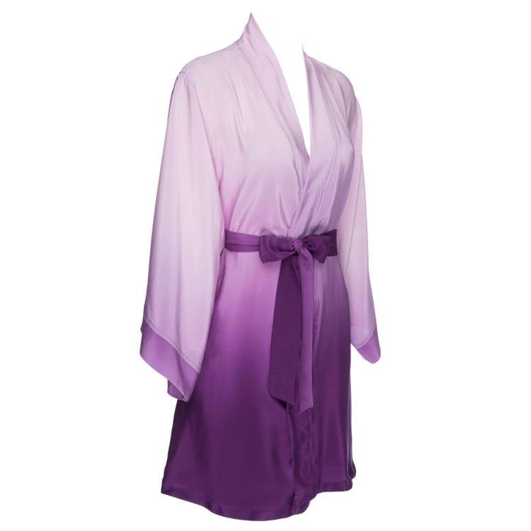 TATCHA LIMITED EDITION EXCLUSIVE SILK ROBE
