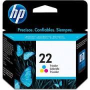 CARTUCHO HP 22 COLORIDO