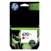 CARTUCHO HP 670XL MAGENTA