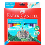 Lápis de Cor 48 cores Faber Castell