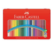 Lápis de Cor Grip 36 cores Faber Castell