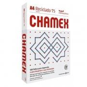 Papel Sulfite 75g A4 Chamex Reciclado