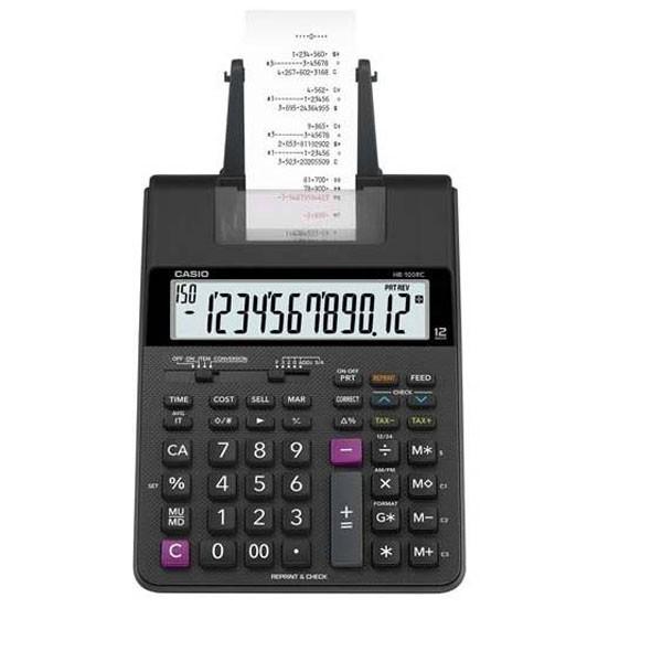 Calculadora com Impressão HR-100C CASIO