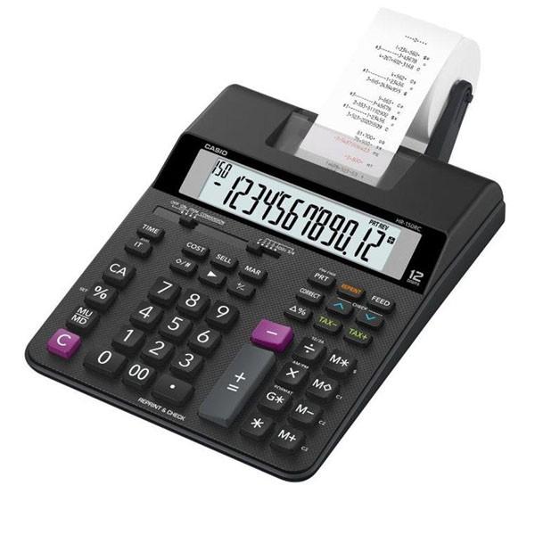 Calculadora com Impressão HR-150RC CASIO