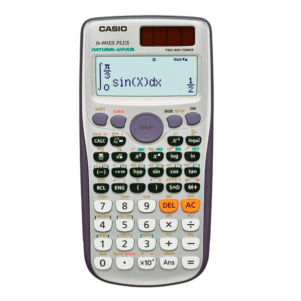 Caluladora Científica FX991ESPLUS CASIO