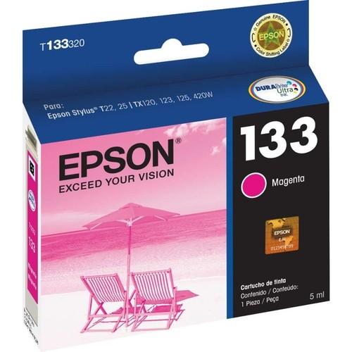 CARTUCHO EPSON 133 MAGENTA