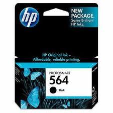CARTUCHO HP 564 PRETO