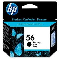CARTUCHO HP 56 PRETO