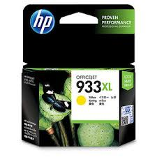 CARTUCHO HP 933XL AMARELO