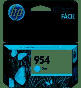 CARTUCHO HP 954 CIANO
