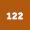 Fluorescent Orange 122