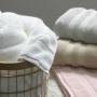Jogo de Toalha Gigante 5 Peças Unika Karsten Allure/ Marshmallow