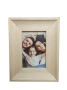 Porta Retrato de Madeira 10x15cm Family