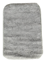 Tapete para Banheiro 40x60cm 100% Algodão Cinza JR