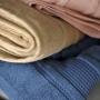 Toalha de Banho Gigante Eternity Astri Fio Egípcio Artex - Jeans