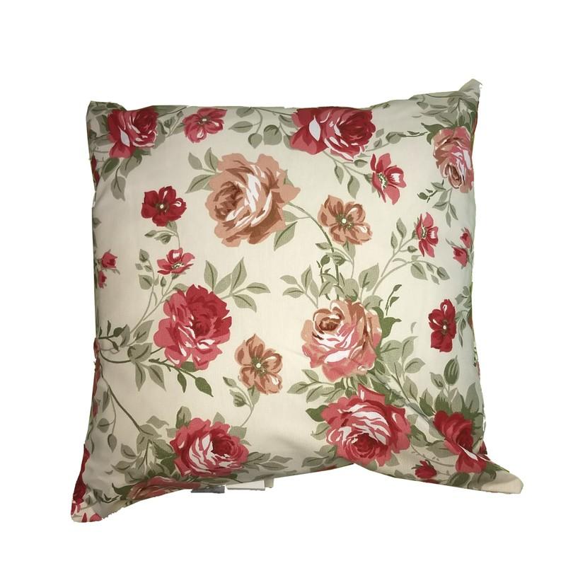 Almofada Roses Bege La Viere