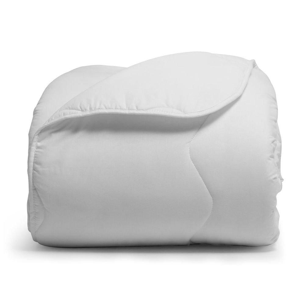 Edredom Total Mix 100% Algodão Branco Artex