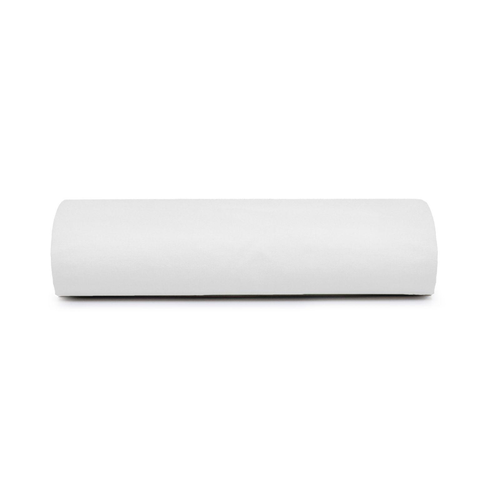 Lençol de Elástico Percal Total Mix Tinto Branco Artex