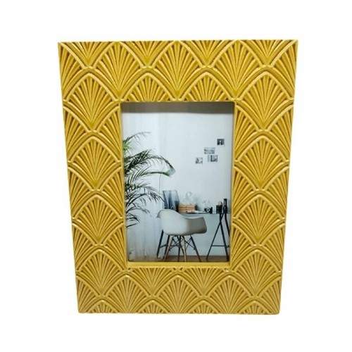 Porta Retrato de Madeira 10x15cm