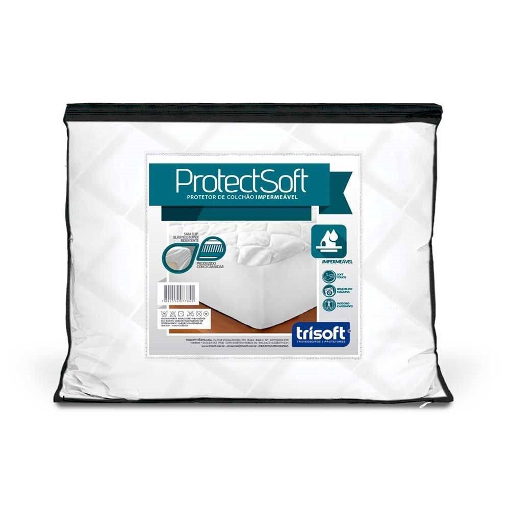 Protetor de Colchão Impermeável ProtectSoft Trisoft