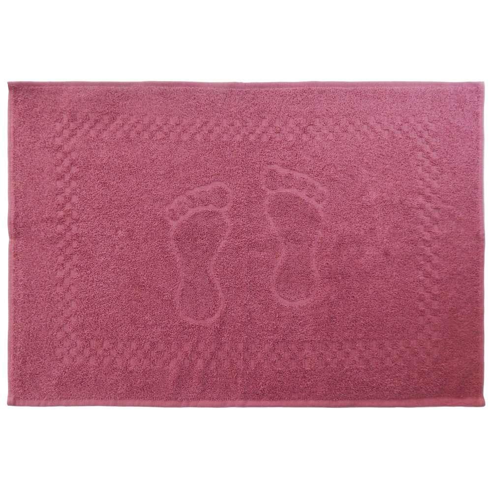 Toalha de Piso Pezinho Appel - Rosa Glamour Appel