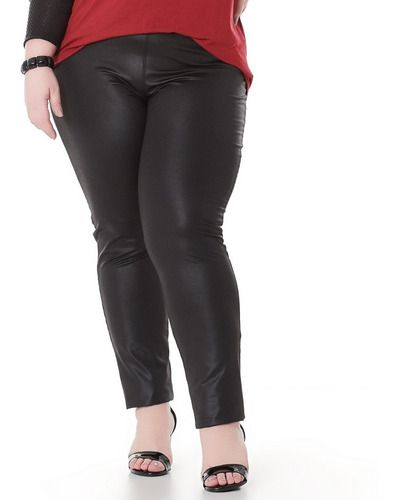 Calça Legging Brilho Plus Size 101534