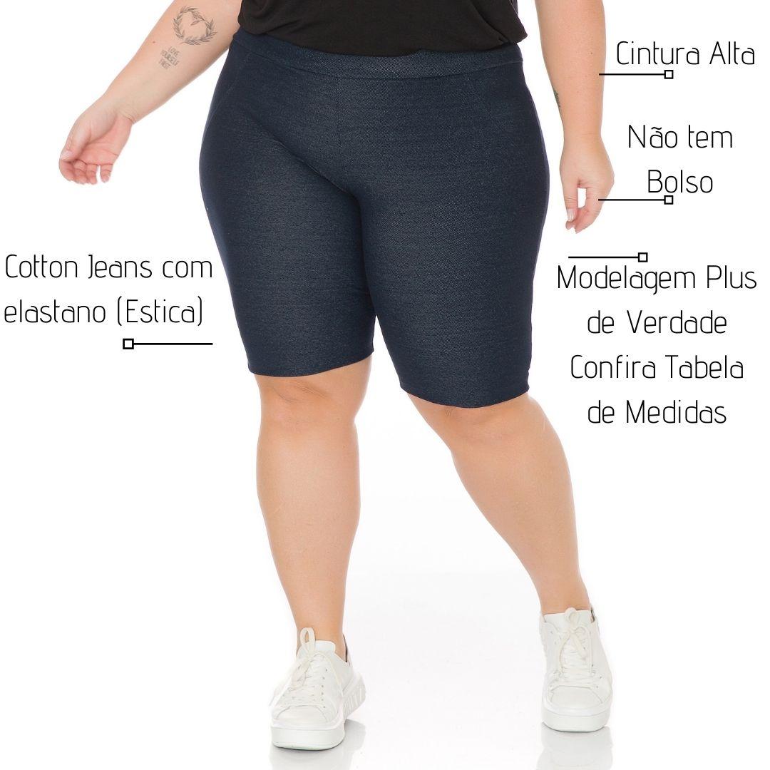 Bermuda Cotton Jeans 103726