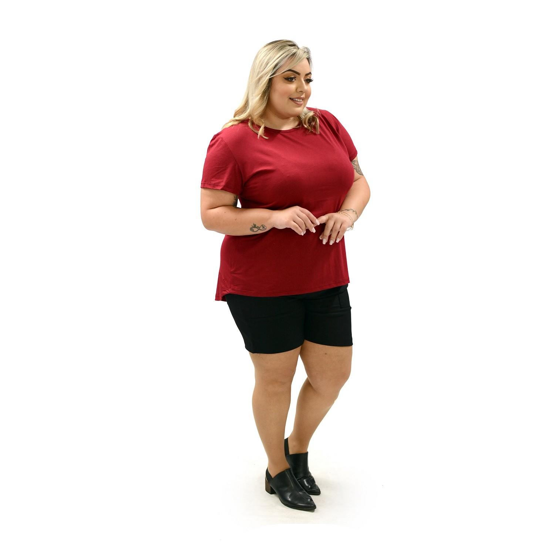 Blusa Feminina plus Size 1121