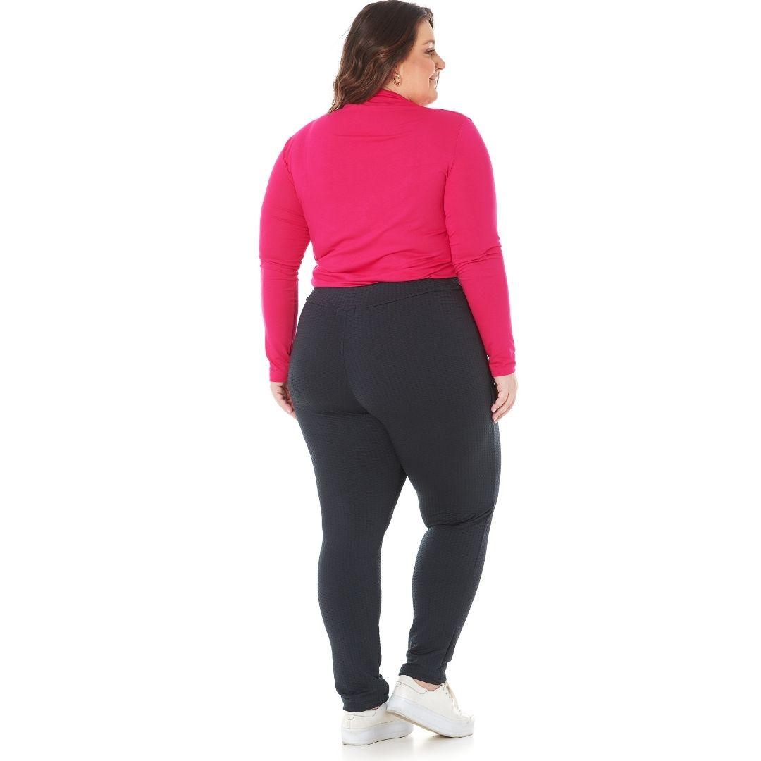 Calça legging Colmeia Plus Size Feminina 1134