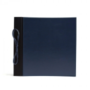 Álbum AL26 (Montana Azul Marinho)