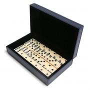 Caixa de dominó (Montana Azul Marinho)