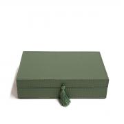 Caixa porta joias (Montana Verde Musgo)