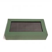 Caixa porta óculos (Montana Verde Musgo)