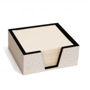 Caixa porta recado (Savana Off White)
