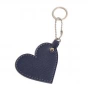 Chaveiro coração (Montana Azul Marinho)