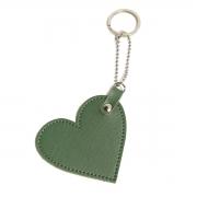 Chaveiro coração (Montana Verde Musgo)
