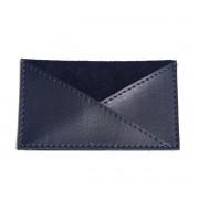 Porta cartão de bolso (Montana Azul Marinho)