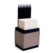 Porta lápis com bloco (Montana Fendi)