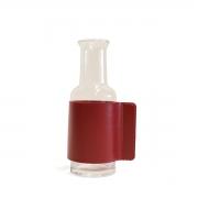 Porta vaso garrafa (Montana Vermelho)