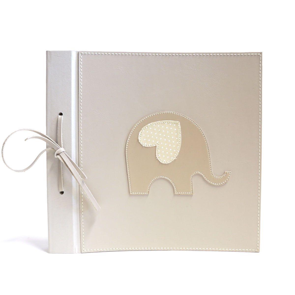 Álbum AL26 (Elefante Bege)