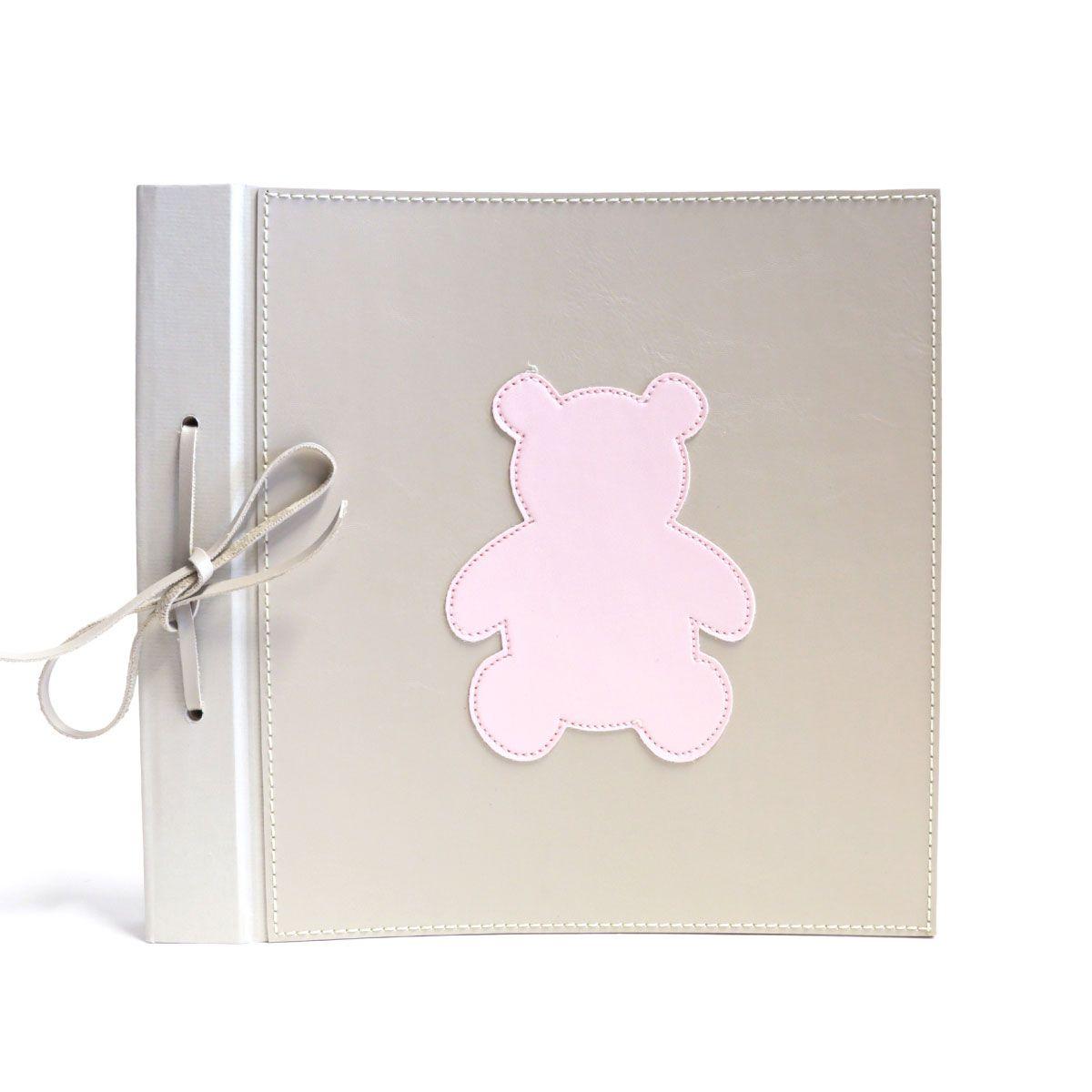 Álbum AL26 (Urso Rosa)