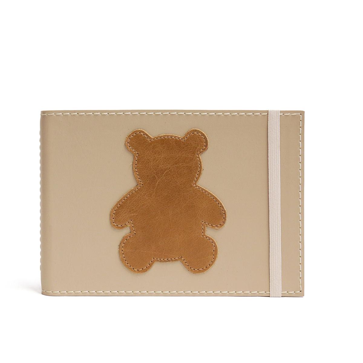 Álbum Mini 24 fotos (Urso Caramelo)