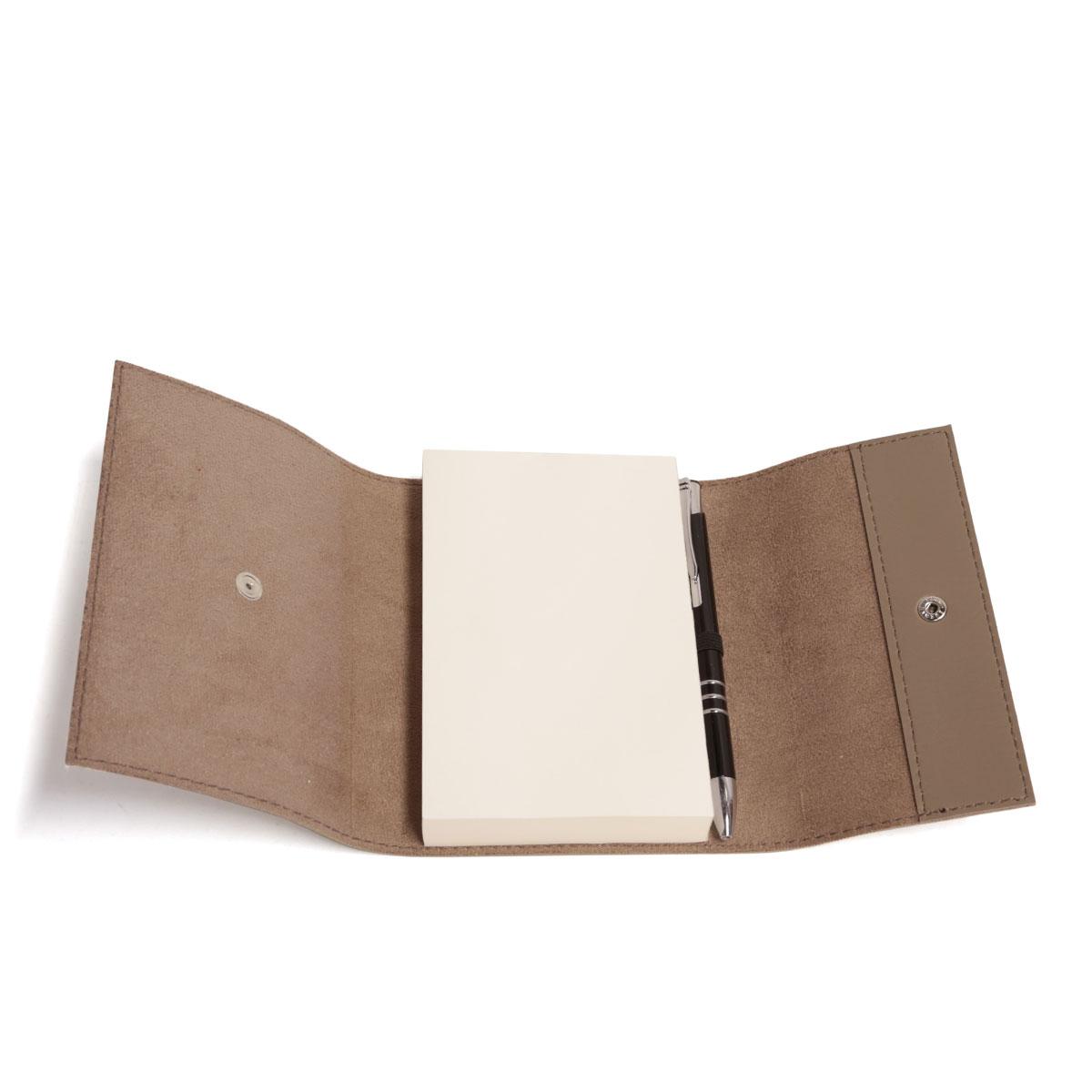 Bloco envelope com caneta (Montana Fendi)