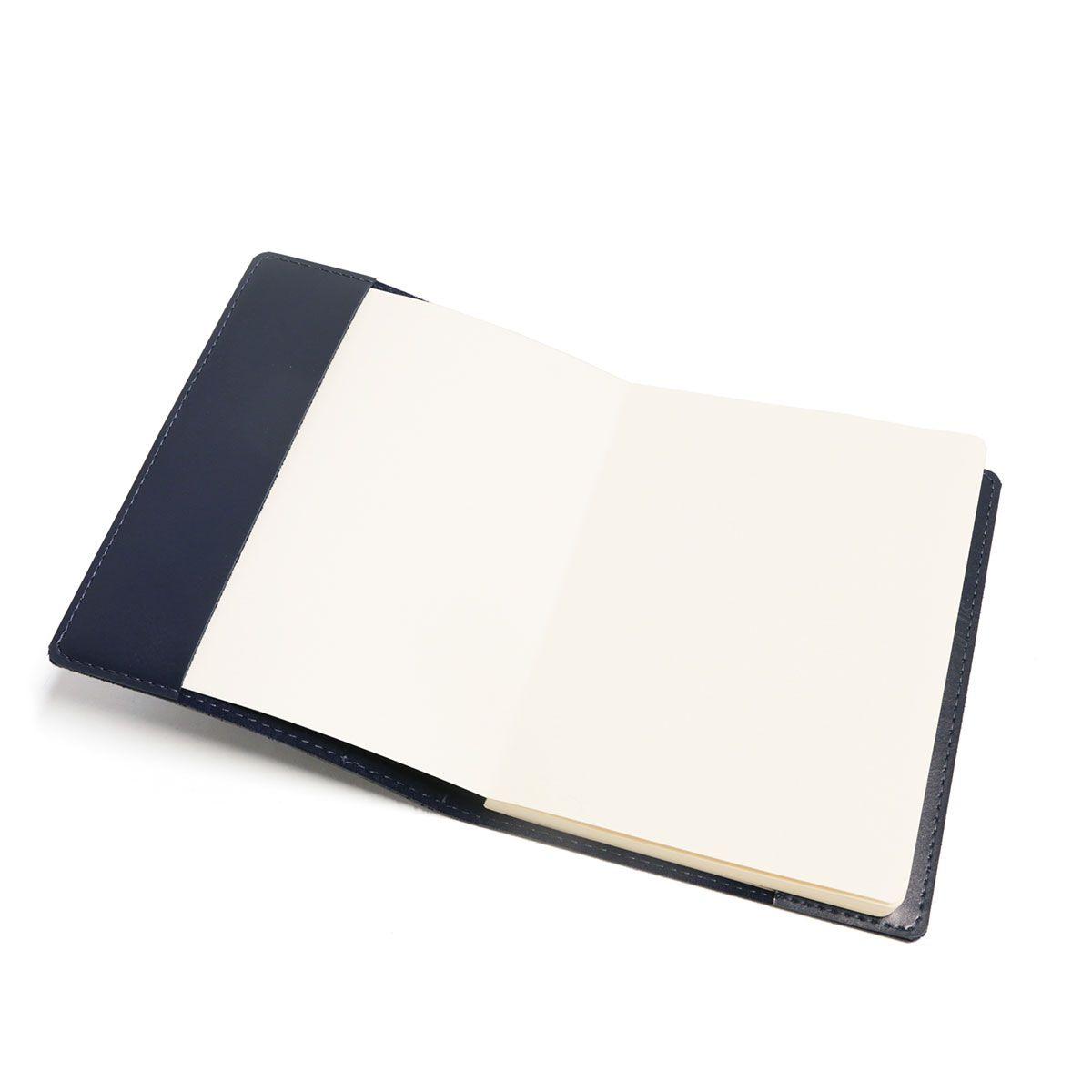 Caderno com sobrecapa (Montana Azul Marinho)