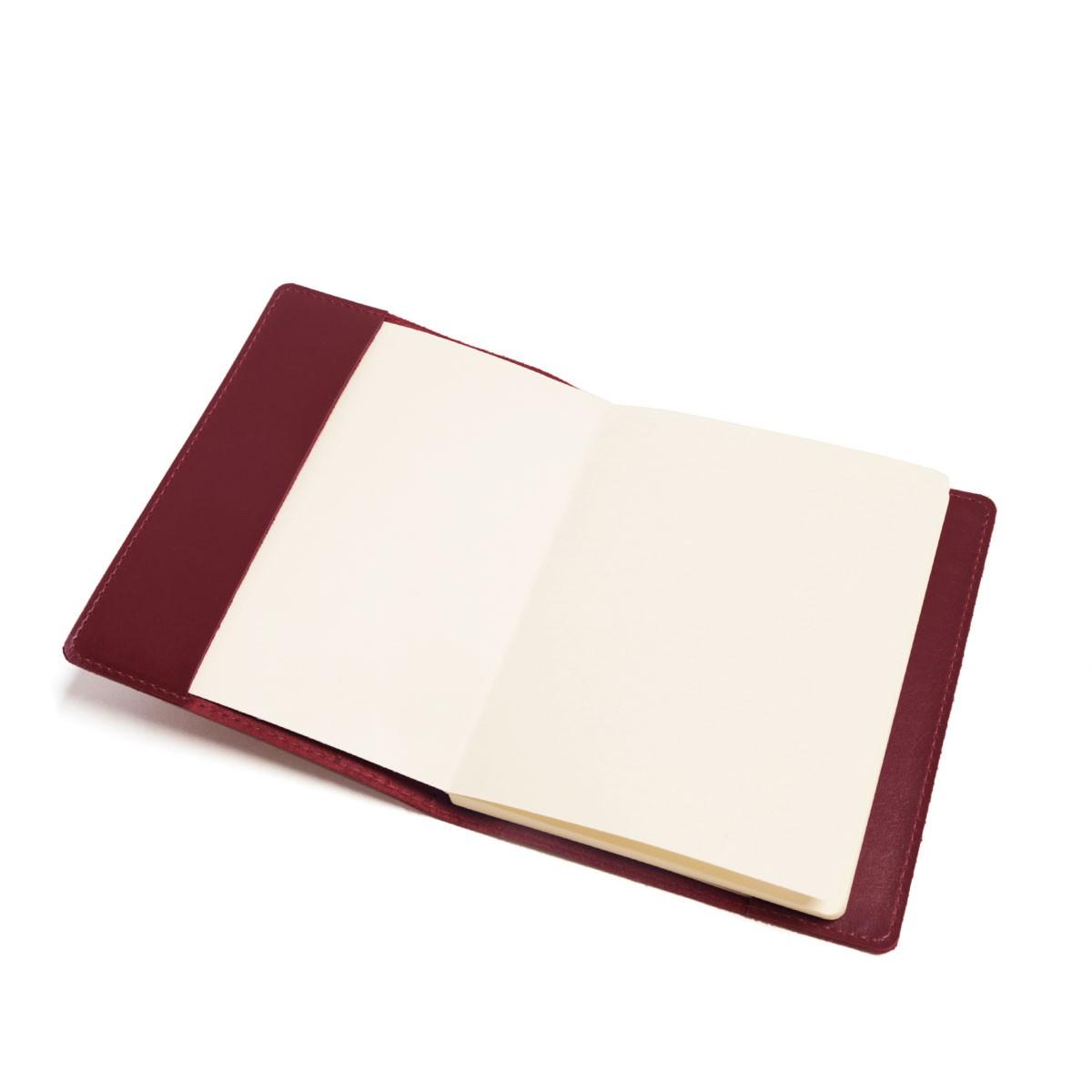 Caderno com sobrecapa (Montana Bordô)
