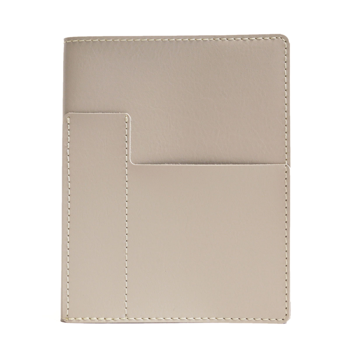 Caderno com sobrecapa (Montana Gelo)