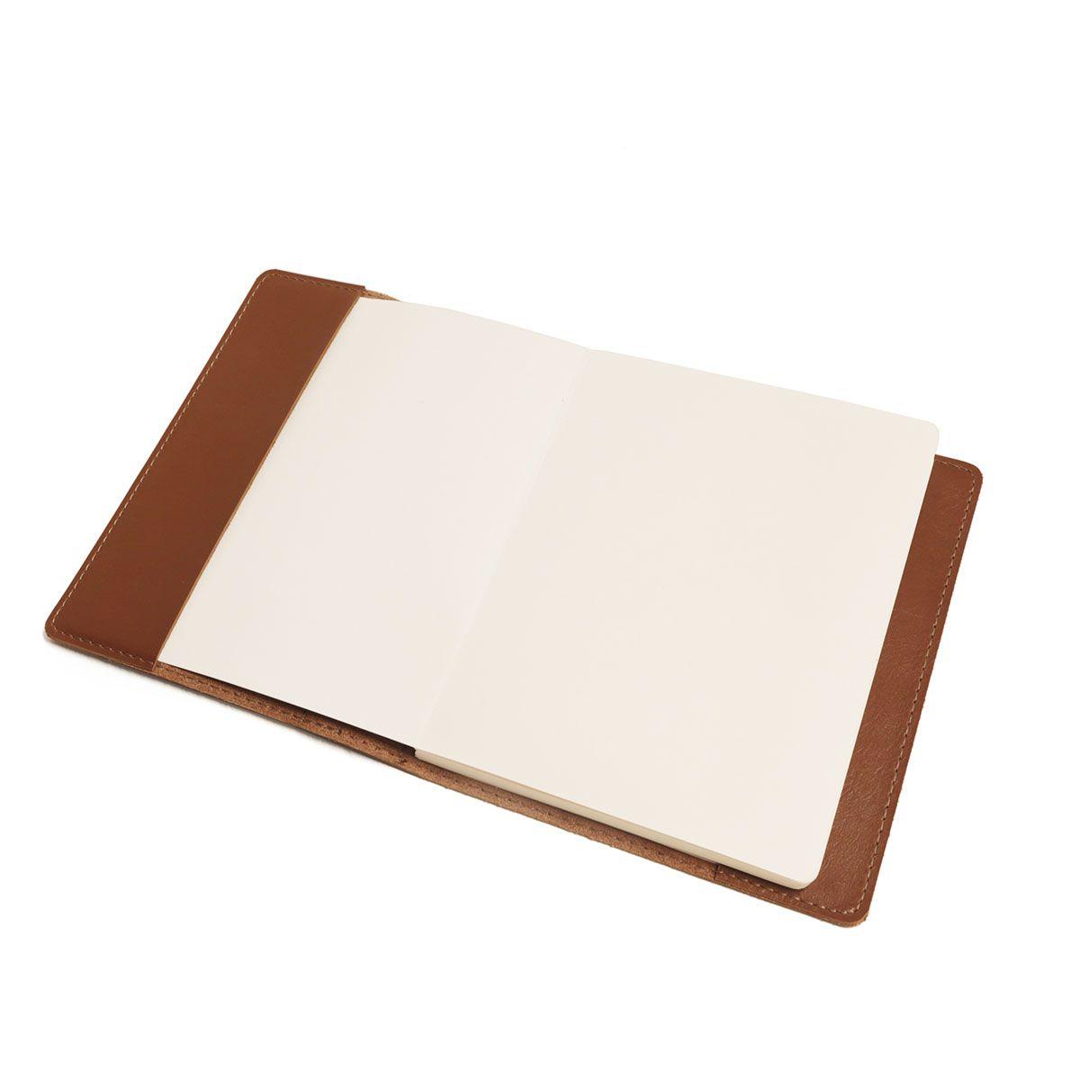 Caderno com sobrecapa (Montana Havana)