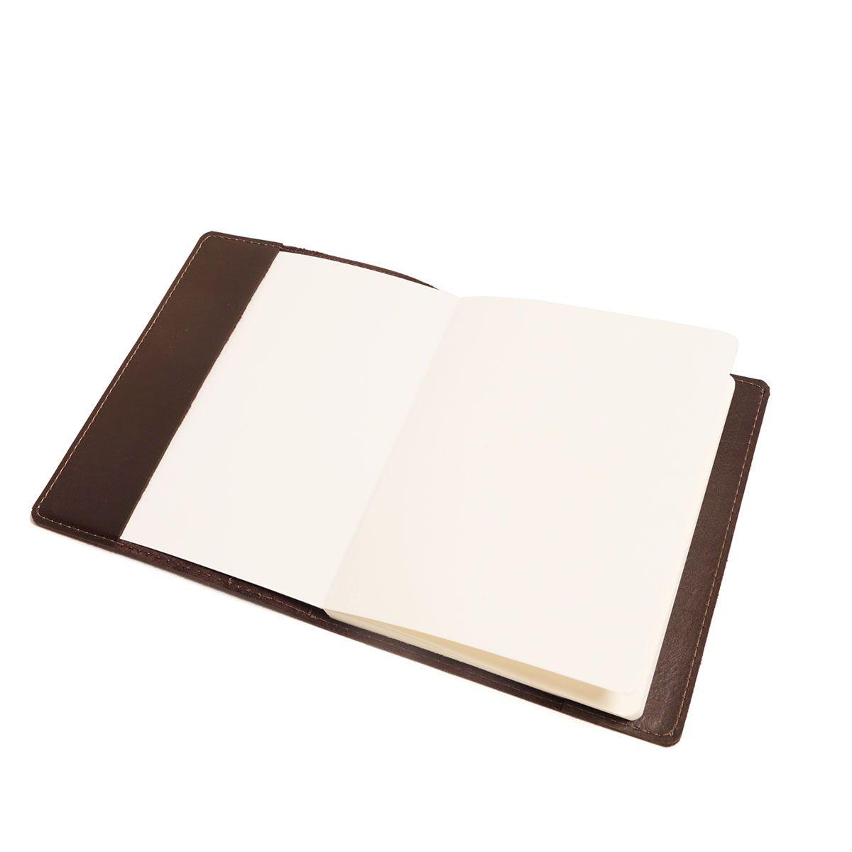 Caderno com sobrecapa (Montana Marrom)