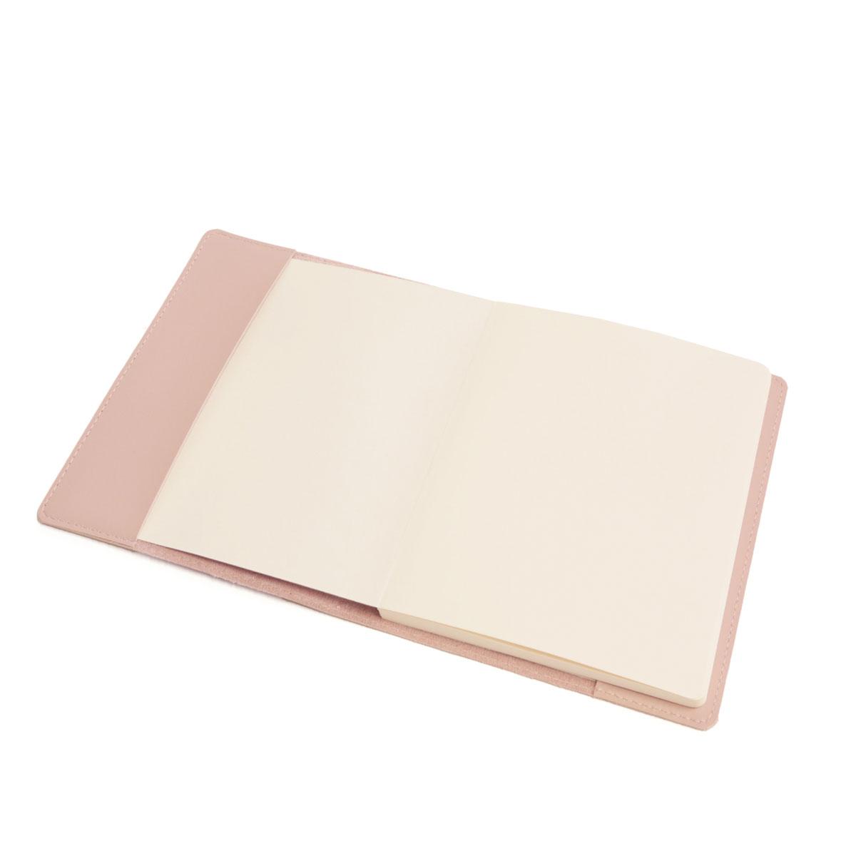 Caderno com sobrecapa (Montana Rosé)