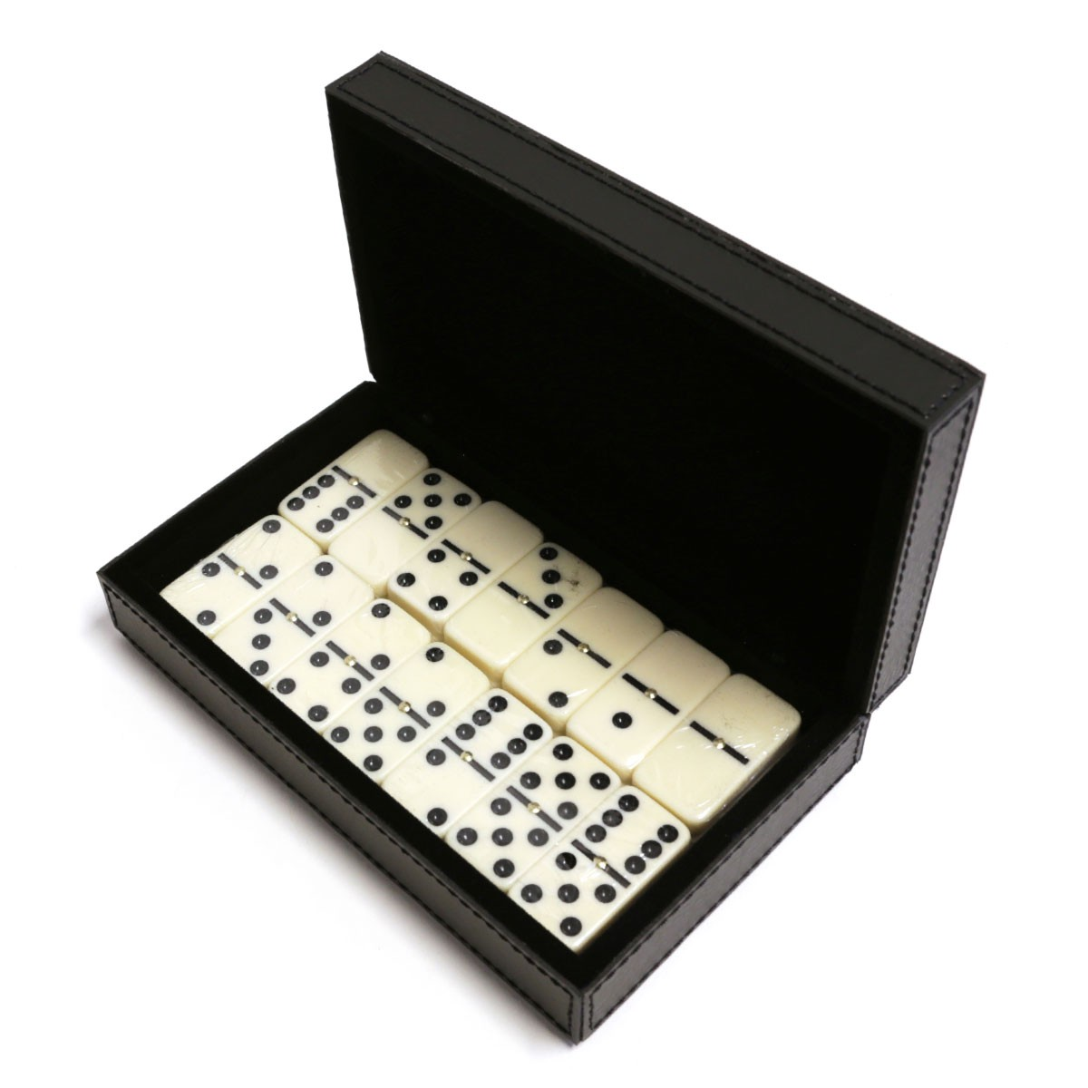 Caixa de dominó (Montana Preto)